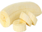Frz Banana Chunks