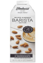 Almond Milk Barista