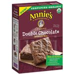 Organic Double Chocolate Brownie Mix