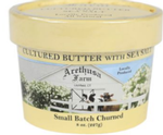 Butter Arethusa with Sea Salt