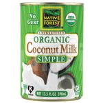 Coconut Milk Pure and Simple