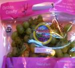 Organic Grapes Cotton Candy