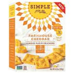 Crackers Farmhouse Cheddar GF