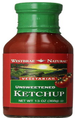 Ketchup GF Unsweetened