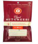 Cheese Nut Pepper Jack Style sliced