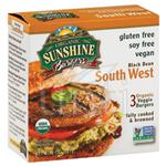 Frozen Burger Southwest Sunshine GF