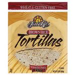 Frz Tortillas GF Brown Rice