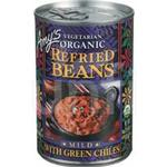 Beans Refried w Green Chili