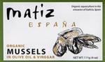 Mussels In Oil and Vinegar