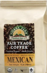 Coffee Mexican Medium Roast